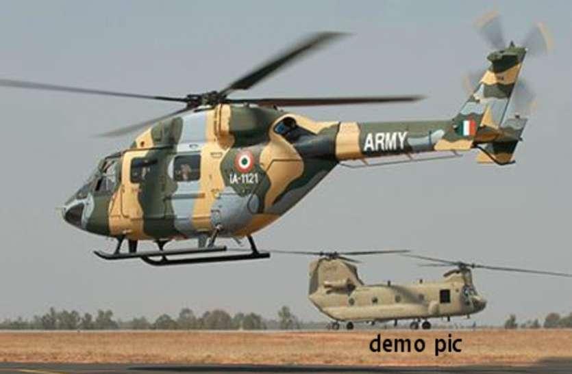 निजी क्षेत्र को ध्रुव हेलीकॉप्टर की तकनीक देने की तैयारी
