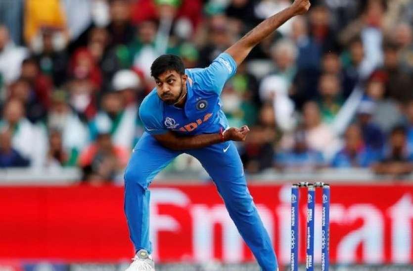 विजय शंकर के रूप में टीम इंडिया को बड़ा झटका, चोट की वजह से टूर्नामेंट से हुए बाहर