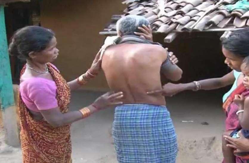 मलकानगिरि:माओवादियों ने पुलिस मुखबिर बताकर की आदिवासी की हत्या, अन्य दो लहुलुहान