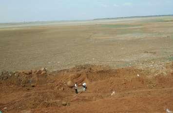 रेटेरी झील के प्रति सरकार का रवैया उदासीन