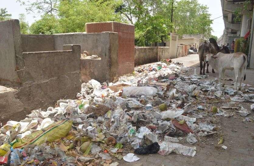किशनगढ़ में एनजीटी की सख्ती की नहीं परवाह