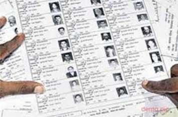 मतदाता सूची के प्रकाशन के साथ ही सामने आई खामियां