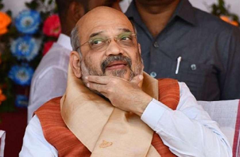 हौज काजी मंदिर मामलाः गृह मंत्री अमित शाह ने कमिश्नर को लगाई फटकार