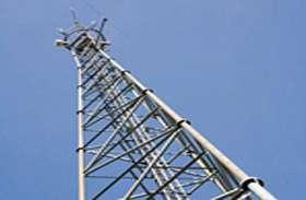 बीएसएनएल के आते जाते नेटवर्क ने किया हलाकान, शोपीस बना टावर