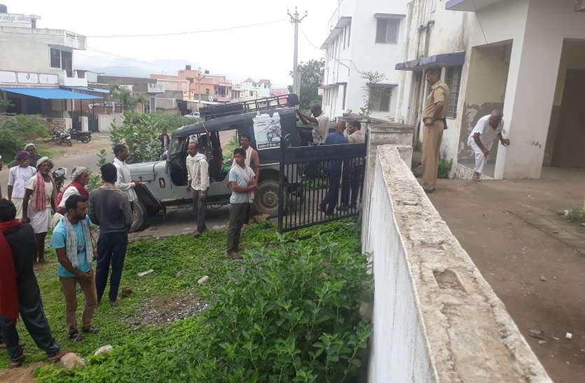 हमले में घायल व्यक्ति ने तोड़ा दम