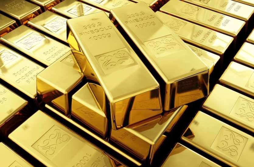 करीब दो महीने के उच्चतम स्तर पर पहुंचा सोना और चांदी के दाम