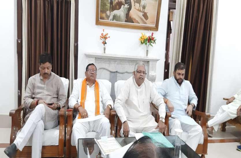 नेता प्रतिपक्ष का कांग्रेस पर हमला, बोले- 6 माह में ही सरकार से त्रस्त हो गई प्रदेश की जनता