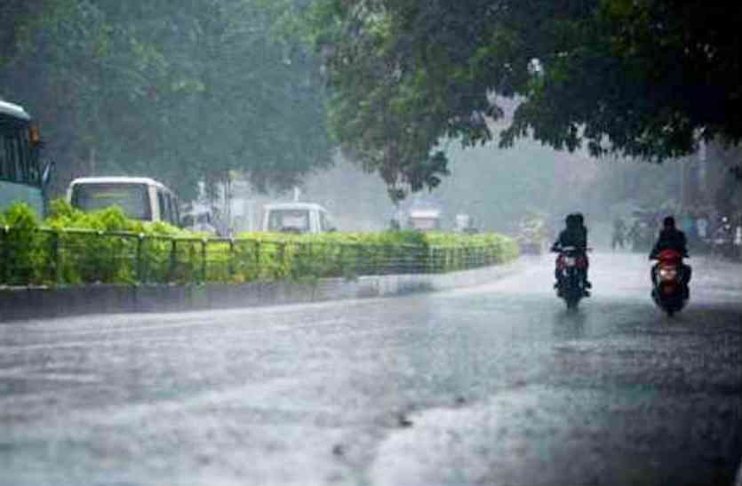 Red Alert for Heavy Rain In 9 Districts Of Rajasthan: IMD
