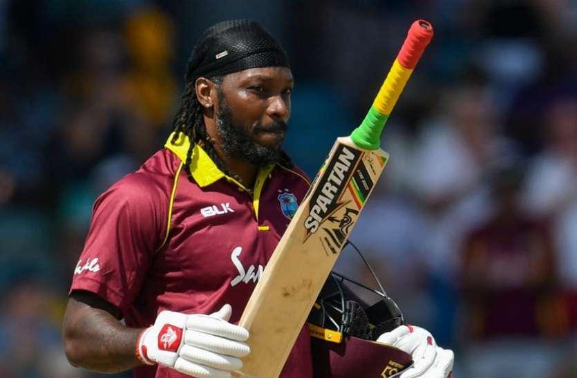 भारत के खिलाफ वनडे सीरीज के लिए वेस्टइंडीज टीम का ऐलान, क्रिस गेल का दिखेगा जलवा