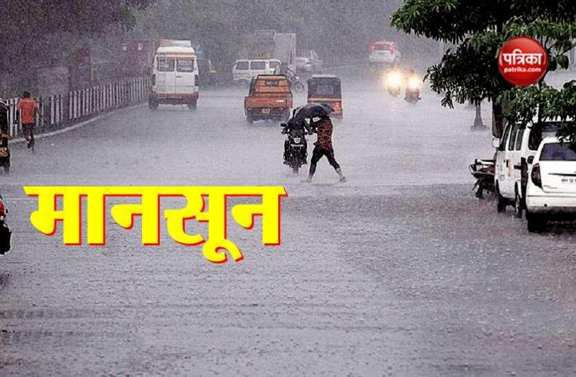 monsoon rain in rajasthan