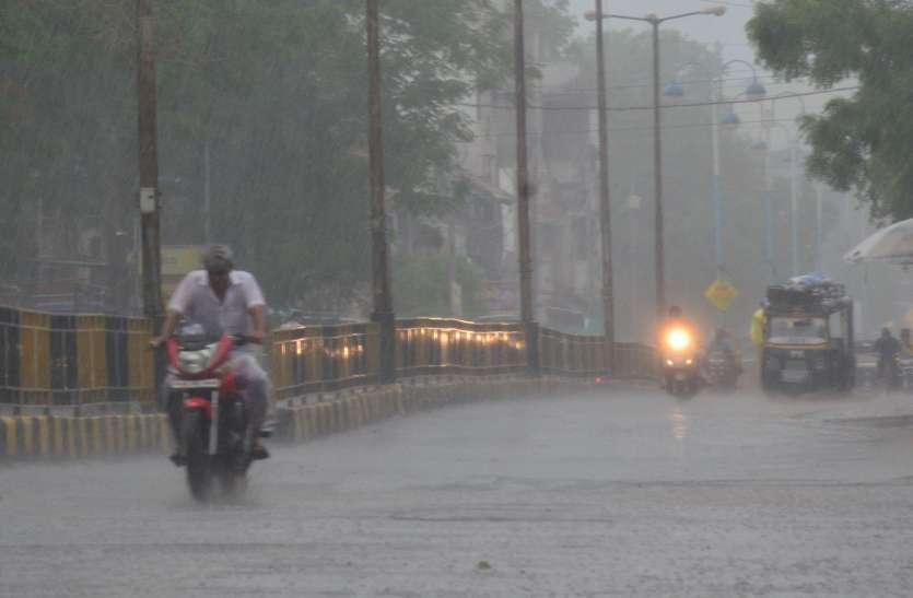 देर से बरसे, लेकिन जमकर बरसे Monsoon