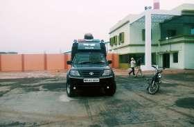 सेल्दा एनटीपीसी प्लांट में घुसे चोर गार्ड ने हवाई फायर कर भगाया
