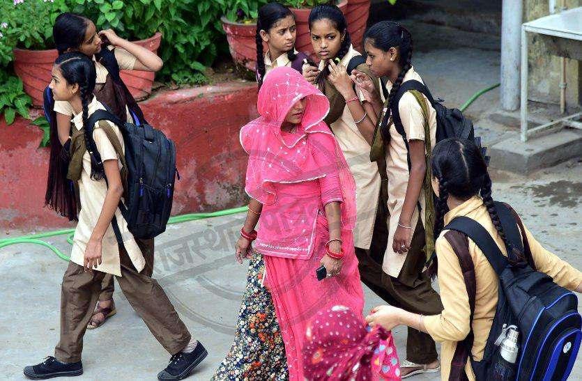 दहशत में जयपुर : घरों में कैद हो रही बच्चियां, 100 मीटर दूर स्कूल अकेले जाने से भी डर रही