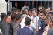 VIDEO: मानहानि केस में पेशी के लिए मुंबई के शिवड़ी कोर्ट पहुंचे राहुल, समर्थकों का लगा जमावड़ा