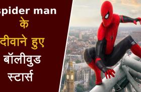 spider man के दीवाने हुए बॉलीवुड स्टार्स