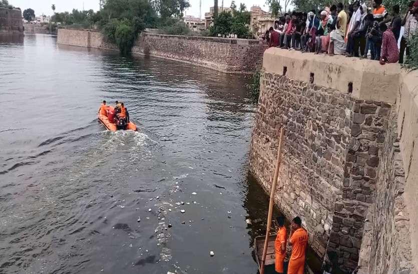 भरतपुर :  घर से गायब युवक की नहर में तलाश, पत्र ने खोला आत्महत्या का राज