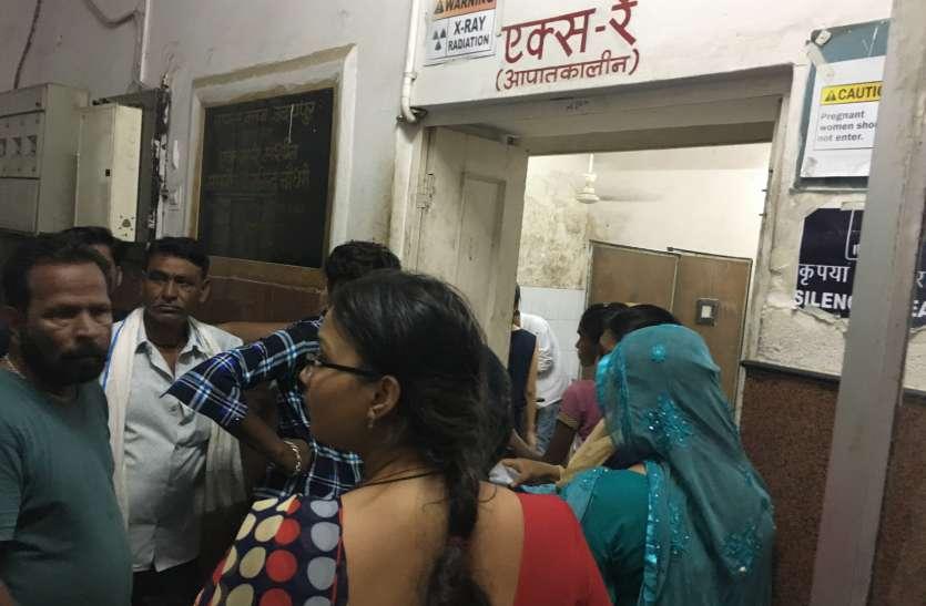 आरएनटी मेडिकल कॉलेज ने दबाया सोनोग्राफी में गड़बडि़यों का 'सच'