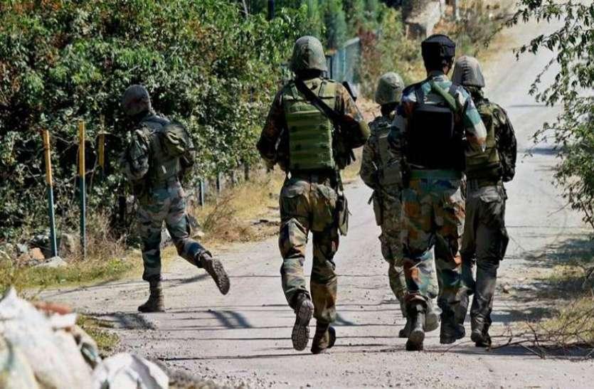 जम्मू कश्मीर के शोपियां में मुठभेड़, सुरक्षाबलों ने एक आतंकी को मार गिराया