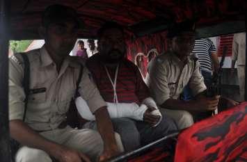 नागदा : पुलिस ने प्रापर्टी विवाद में घायल प्रेम की शिकायत के बाद जांच की शुरु