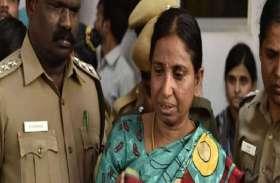 राजीव गांधी हत्याकांड : मद्रास हाई कोर्ट से सजा काट रही नलिनी को राहत, मिली 30 दिनों की पेरोल