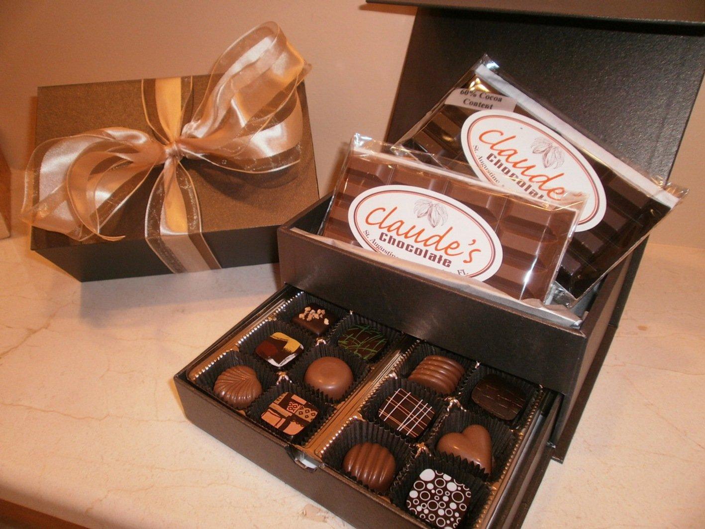 रिश्तों को प्रगाढ़ करने के लिए चॉकलेट गिफ्ट का बढ़ रहा है प्रचलन
