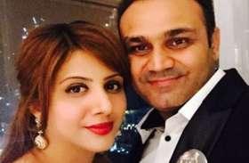 वीरेंद्र सहवाग की पत्नी आरती को मिली जमानत, जानिये क्या है पूरा मामला