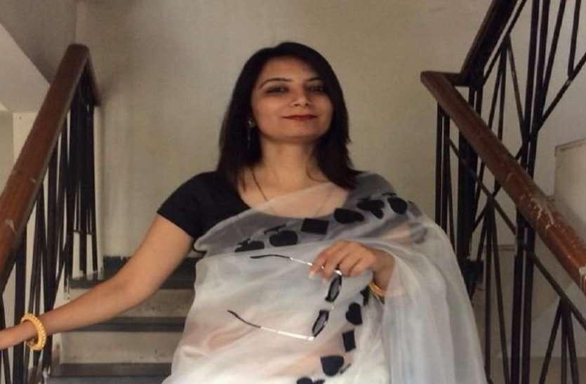 इंश्योरेंस कंपनी की महिला ट्रेनिंग मैनेजर ने हिंडन नदी में लगाई छलांग, खोज में जुटे गोताखोर