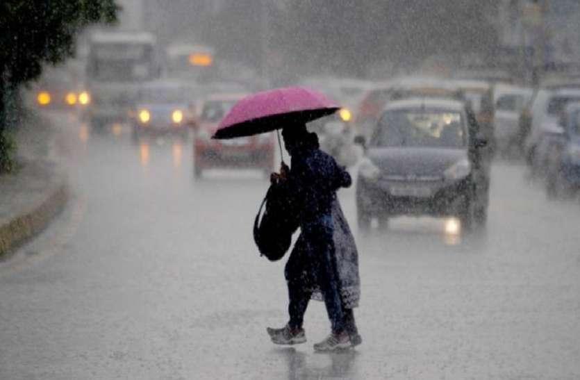 मौसम विभाग का अलर्टः उत्तर प्रदेश और प.बंगाल समेत देश के 8 राज्यों में होगी जोरदार बारिश