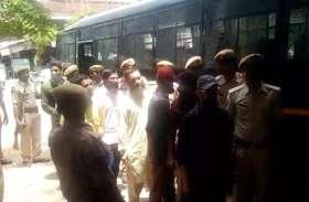 इंडियन मुजाहिदीन के 9आतंककारी जोधपुर कोर्ट में पेश
