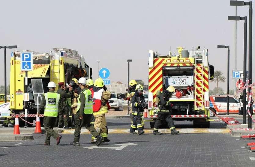 अबू धाबी: विला में लगी भयंकर आग, पुलिस की फुर्ती से बचाए गए 21 लोग