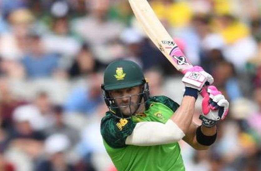 वार्नर के शतक पर भारी पड़ी डु प्लेसिस की सेंचुरी, दक्षिण अफ्रीका ने ऑस्ट्रेलिया को 10 रन से हराया