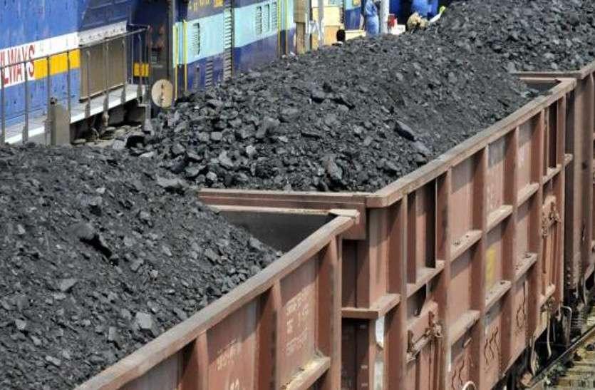मालगाडिय़ों पर हर फेरे में घट गया 59 टन कोयला, ये है वजह...
