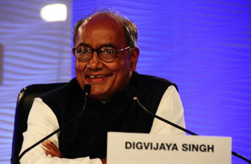 दिग्विजय ने कहा- न्याय में देरी और भाजपा-आरएसएस के लोगों की मानसिकता के कारण हो रही हैं मॉब लिंचिंग की घटनाएं