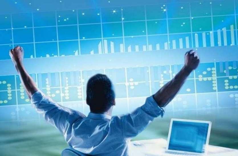कॉरपोरेट बांड को मंजूरी और सर्विस सेक्टर में तेजी का शेयर बाजार ने किया स्वागत, निफ्टी एक बार फिर 12 हजारी