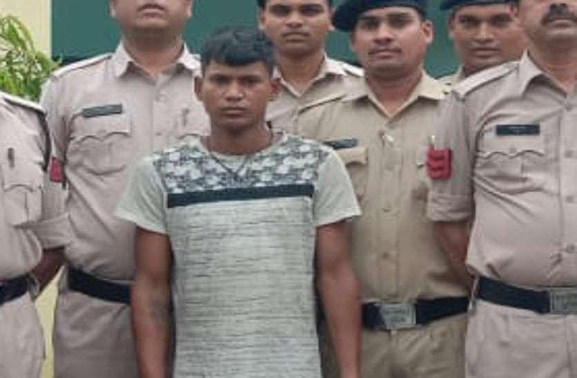 मुर्गा खरीदी की उधारी रकम मांगने पर हत्या करने वाला आरोपी गिरफ्तार