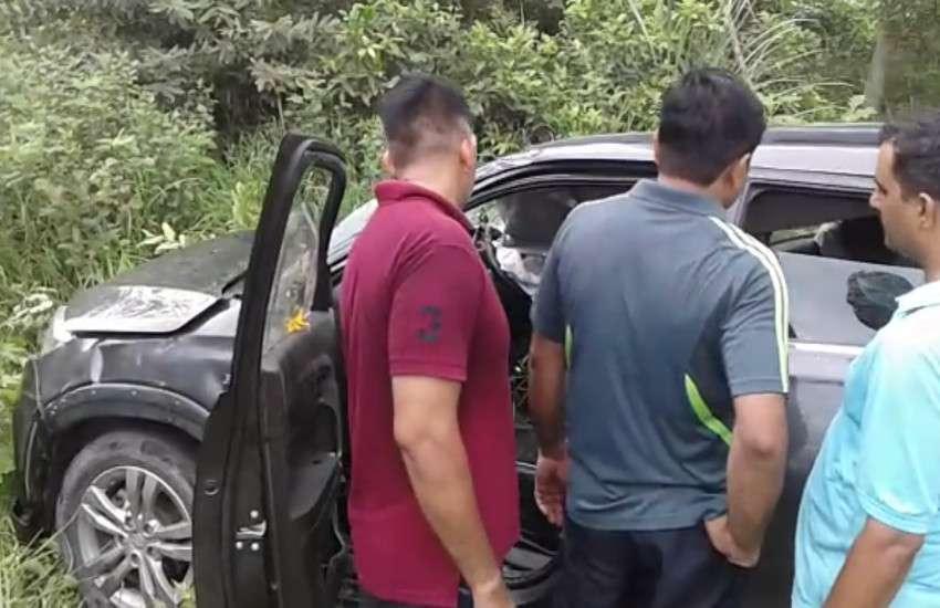 muzaffarnagar accident