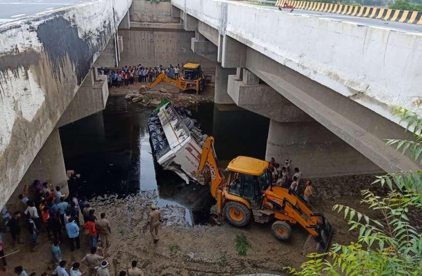 Agra Bus Accident