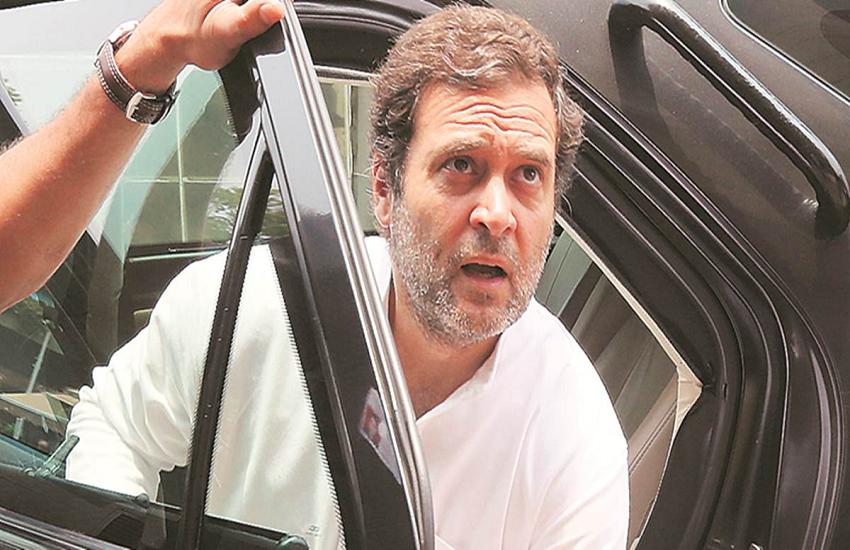 Rahul Gandhi to visit Amethi