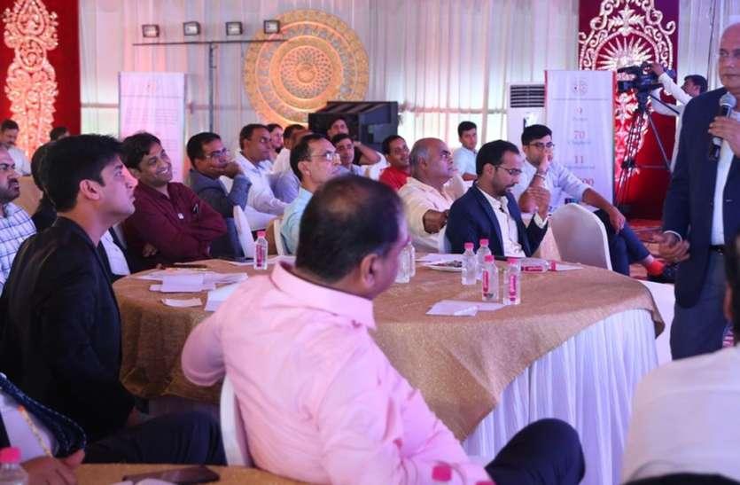 परिजन के बीच संवाद और भरोसा ही बेहतर भविष्य की नींव - गांधी