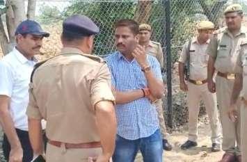 Breaking: कंपनी के मैनेजर से नौ लाख रुपये की लूट के बाद पुलिस महकमे में मचा हड़कंप, देखें वीडियो