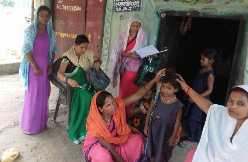 दस्तक अभियान: दरवाजे पर दी गई दस्तक तो मिले 282 कुपोषित बच्चे, अस्पताल में इलाज की सुविधा का अभाव बनी चुनौती