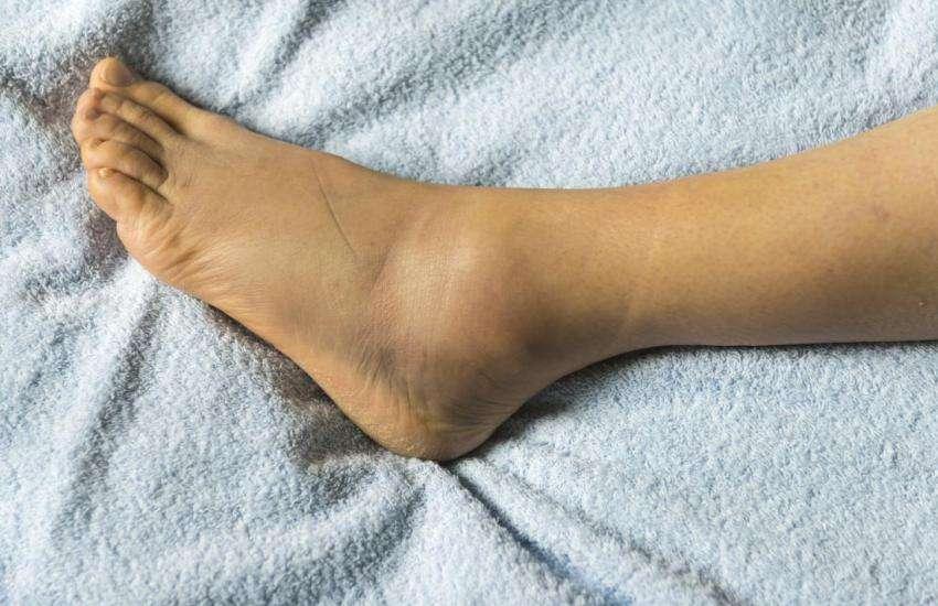 well feet