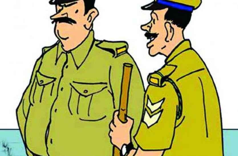 चंद दिनों में खत्म हो गया कागजी एलान, पुलिसकर्मियों के साप्ताहिक अवकाश पर पूर्ण विराम
