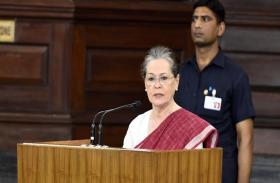 सोनिया गांधीः कांग्रेस सरकारें पेश करें जवाबदेह-पारदर्शी शासन की मिसाल