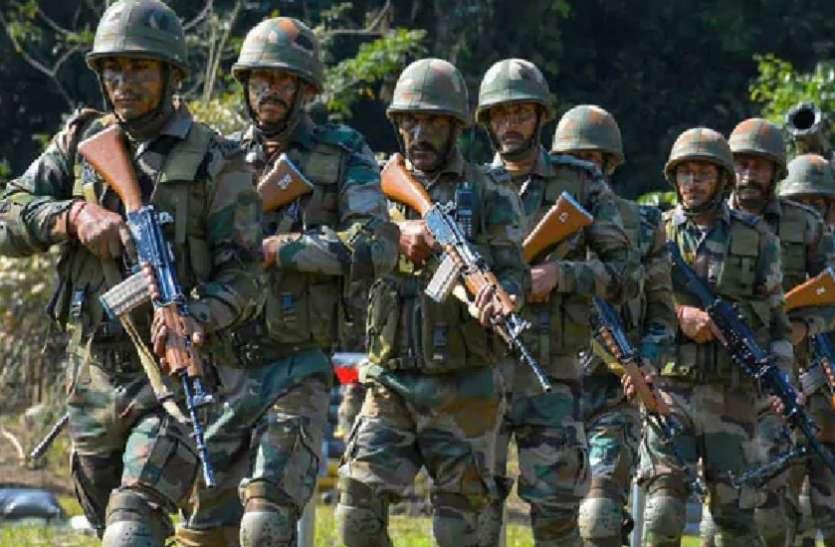 आतंक के खिलाफ सेना को मिले फ्री हैंड का असर, जम्मू कश्मीर में 43 फीसदी घटी घुसपैठ