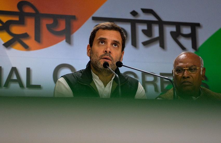 Rahul Gandhi Resignation