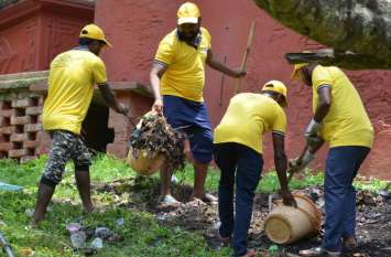 OIL के कर्मचारियों ने मनाया स्वच्छता पखवाड़ा, साफ-सफाई को लेकर चलाया जागरूकता अभियान