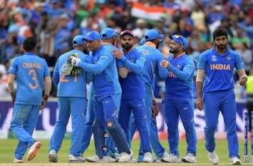 क्रिकेट वर्ल्ड कपः गैर-भारतीयों को नहीं थी टीम इंडिया के लीग दौर में टॉप पर रहने की उम्मीद
