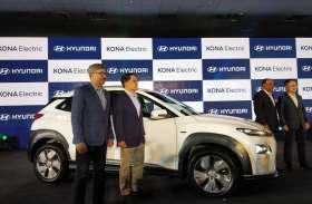 भारत में लॉन्च हुई Hyundai Kona , कीमत 25.30 लाख रुपए और माइलेज 452 किमी