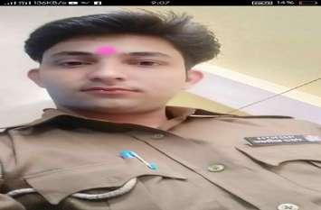 डीजीपी को लिखा लेटर, उसके बाद सिपाही ने फांसी लगाकर कर ली आत्महत्या